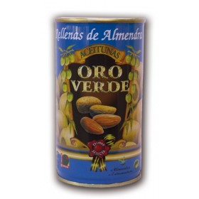 Aceitunas Rellenas Almendra 150grs