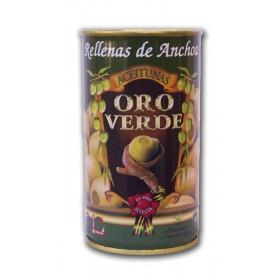 Aceitunas Rellenas Anchoa 150grs