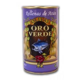 Aceitunas Rellenas Atún 150grs