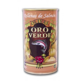 Stuffed olives Salmon 150grs