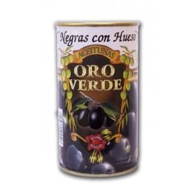 Black olives with Bone 150grs