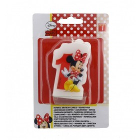 CANDLE MINNIE # 1