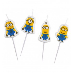 CANDLES MINIONS