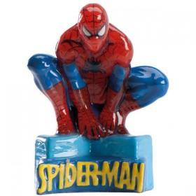 CANDLE BIRTHDAY SPIDERMAN MARVEL