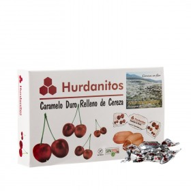 CANDY STUFFED CHERRY HURDANITOS