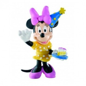 FIGURA MINNIE PVC