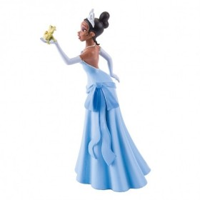 FIGURE TIANA AND THE FROG PVC
