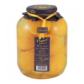 COQUET PEACH WHOLE IN ALMIBAR 2.65 Kg.