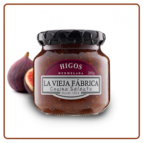 CONFITURE de FIGUES 800Grs.