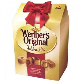 Case WERTHERS ORIGINAL GOLDEN MIX 380gr