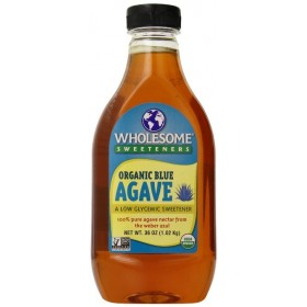 MIEL AGAVE AZUL WHOLESOME SWEET