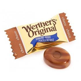 WERTHERS ORIGINAL SUGAR FREE CHOCOLATE