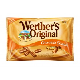 WERTHER´S ORIGINAL CHOCOLATE CRUNCH