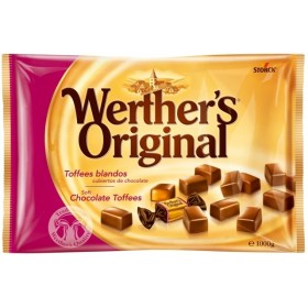 WERTHER´S ORIGINAL SOFT CHOCOLATE TOFFEES