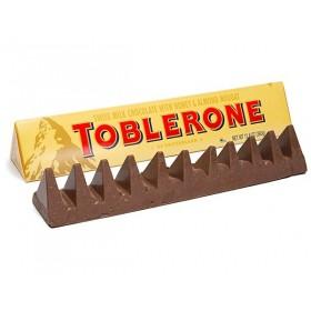 CHOCOLATE TOBLERONE 400Grs.