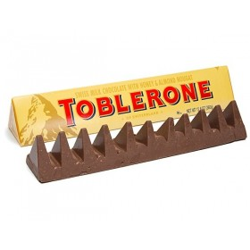 TOBLERONE CHOCOLATE 400Grs.