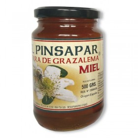 HONEY ECOLOGICAL MILFLORES THE PINSAPAR