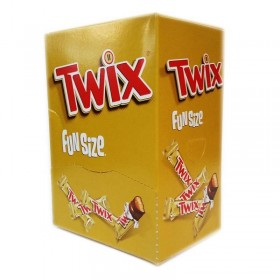 TWIX MINI CHOCOLATINAS 35Uds.