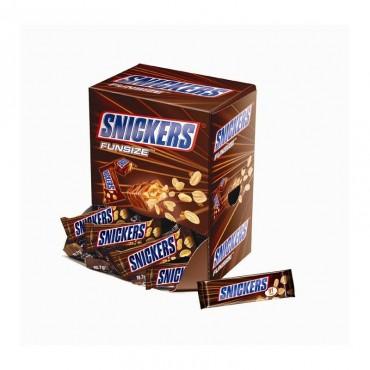 SNICKERS CHOCOLATINAS 40Uds.