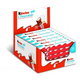 KINDER CHOCOLATE 36Uds.