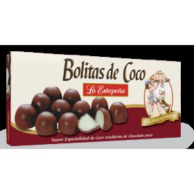 BOLITAS DE COCO 180Grs. LA ESTEPEÑA