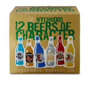 Roll over image to zoom in Wychwood Beers of Character 12x500ml Mixed Pack