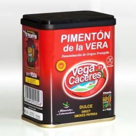 PIMENTON DULCE DE LA VERA D.O.P. VEGACÁCERES