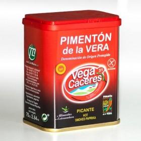 PIMENTON PICANTE DE LA VERA D.O.P. VEGACÁCERES