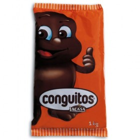 CONGUITOS CHOCOLATE BAG