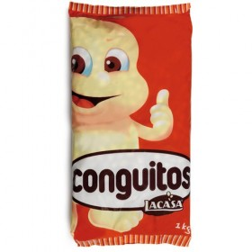 CONGUITOS WHITE BAG LACASA