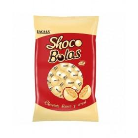 SHOCOBOLAS WHITE BAG KILO