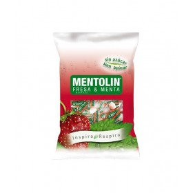 MENTOLIN STRAWBERRY WITHOUT SUGAR