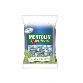 MENTOLIN EXTRA STRONG WITHOUT SUGAR