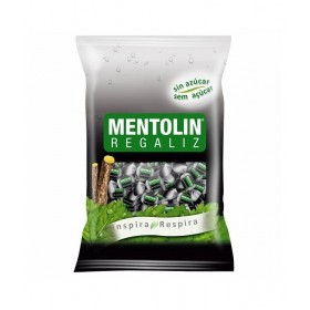 MENTOLIN LICORICE WITHOUT SUGAR