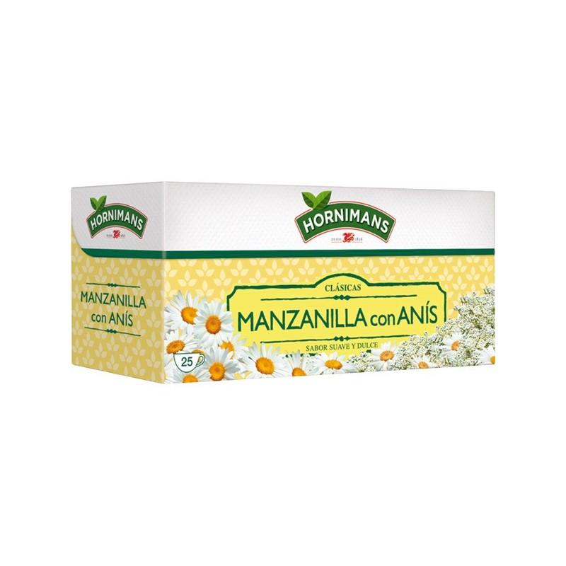Manzanilla y anis beneficios