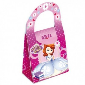 BOX PRINCESS SOFIA 4Uds